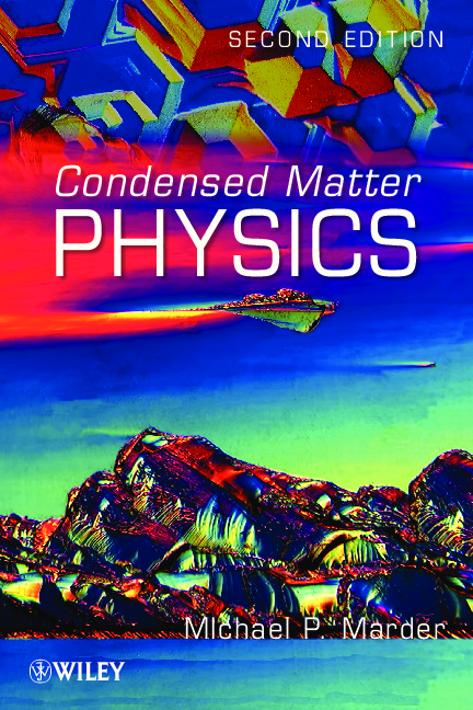 Center for Nonlinear Dynamics » Condensed Matter Physics
